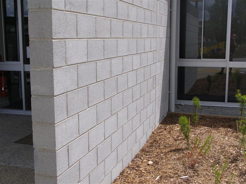 Exposed Aggregate Building Blocks Natural Island Block