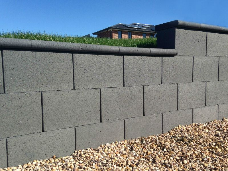 Island Block & Paving | Freestone Eco Retaining Walls