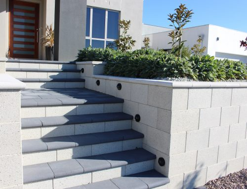 Do It Yourself with the Freestone ECO Retaining Wall System