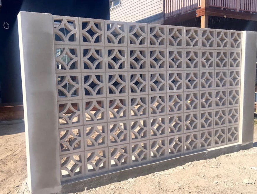 Breeze Blocks From Island Block Amp Paving Tasmania