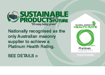 sustainable products platinum rating