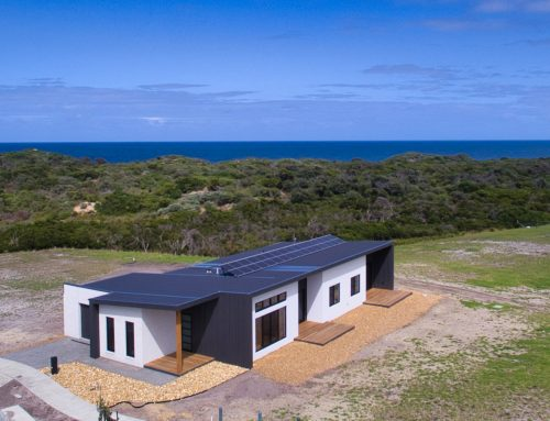 Sustainable Building at The Cape